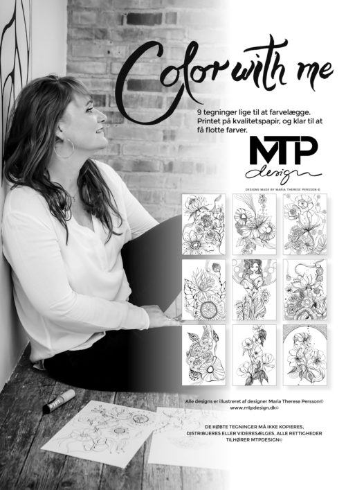 "MTPdesign ""Color with me"""